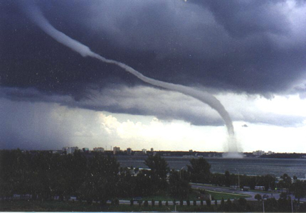 curvedtornado - Tornadoes - Photos Unlimited
